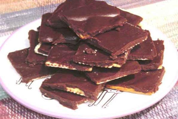 Chocolate Covered Crackers Vegweb Com The World S