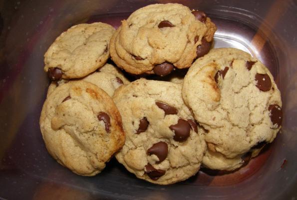 Fall Spice Vegan Chocolate Chip Cookies | VegWeb.com, The ...