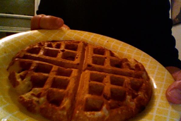 Favorite Belgian Waffles Vegweb Com The World S Largest