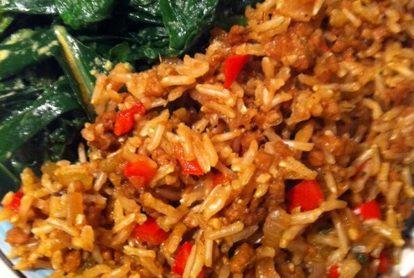 ... Dirty Rice | VegWeb.com, The World's Largest Collection of Vegetarian