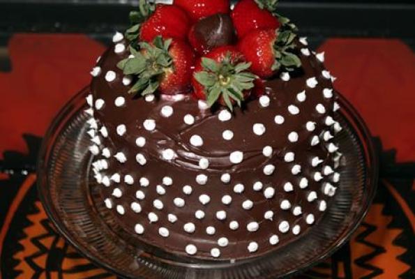 Awesome Chocolate Cake Vegweb Com The World S Largest