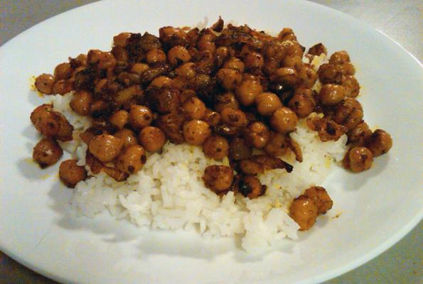 Chana Masala | VegWeb.com, The World's Largest Collection of ...