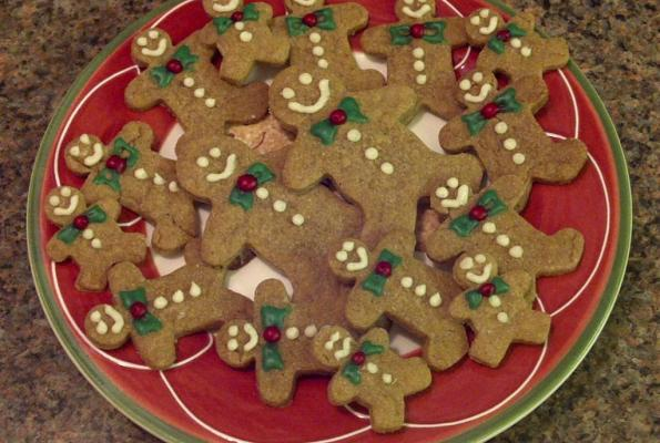 Chewy Gingerbread Cookies   VegWeb.com, The World's ...