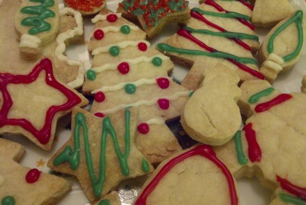 Shortbread Cookies | VegWeb.com, The World's Largest Collection of ...