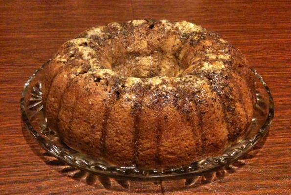 juice spiced bundt cake with whiskey coffee glaze pumpkin bundt cake ...