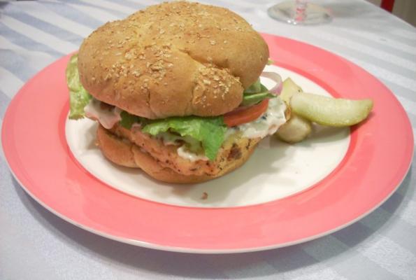 Easy Tofu Fillet Sandwich with Tartar Sauce | VegWeb.com ...
