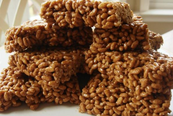 Classic rice crispy treats vegweb the worlds largest classic rice crispy treats vegweb the worlds largest collection of vegetarian recipes ccuart Choice Image