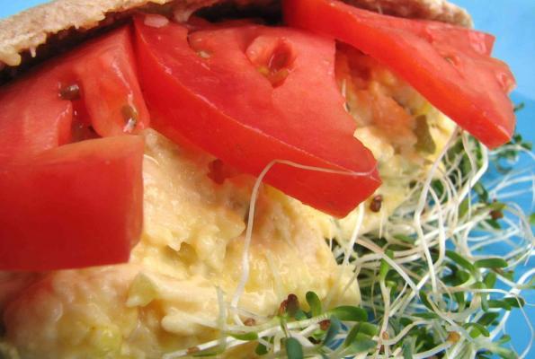 Mock Tuna Salad | VegWeb.com, The World's Largest ...
