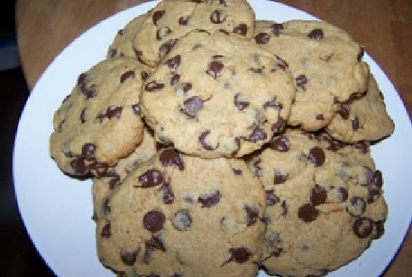 Happy Vegan Chocolate Chip Cookies | VegWeb.com, The World ...
