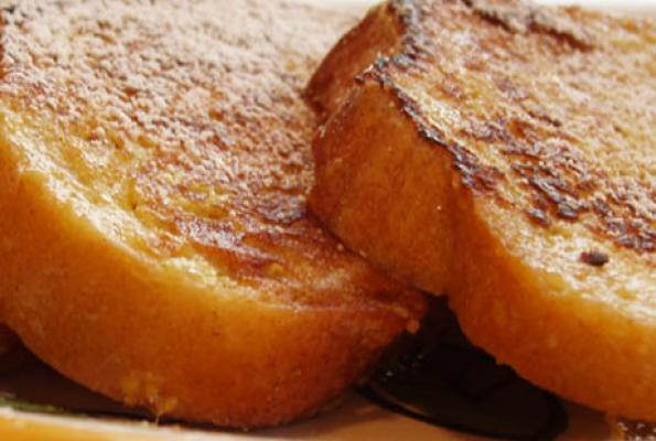 Vegan french toast vegweb the worlds largest collection of vegan french toast prev next ccuart Gallery